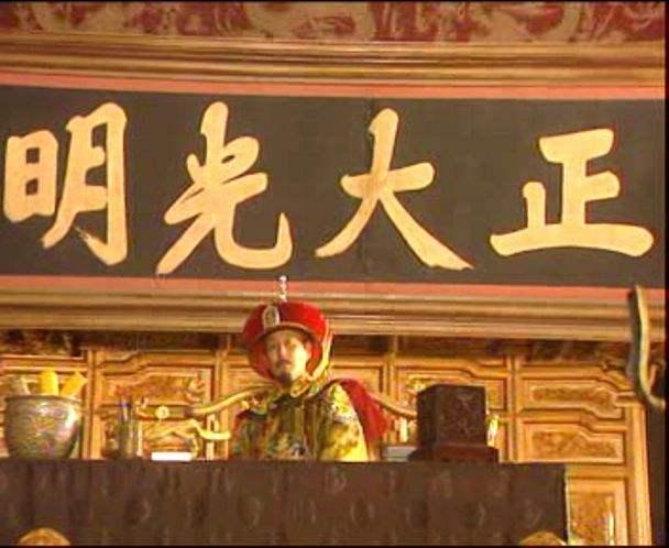 《康熙王朝》里那些权术和话术